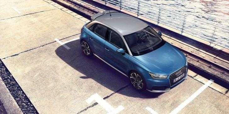 Audi A1 Sportback Ayrıntıdaki Mükemmellik