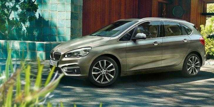 BMW 2 Serisi Active Tourer Yola Çıkmaya Hazır