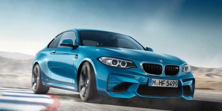 BMW M2 Coupé Nefes Kesici Performans Sunar