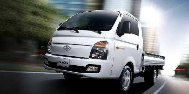 Hyundai H-100 Tek İşi Çalışmak