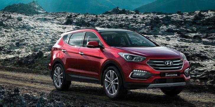 Hyundai Yeni Santa Fe Tüm Detayları İle Kusursuz