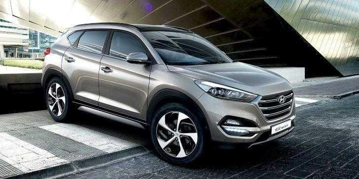Hyundai Yeni Tucson Güce Hükmet