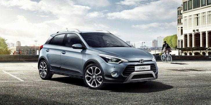 Hyundai Yeni i20 Active İle Hayata Yer Açın