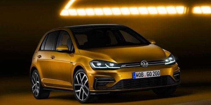 Volkswagen Yeni Golf İlham Vermek İçin Yenilendi