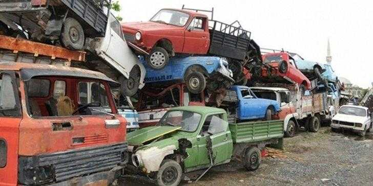 Hurda Araç Yasası Detayları Belli Oldu
