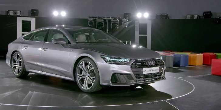 Audi A7 Sportback 2018 Tanıtıldı!