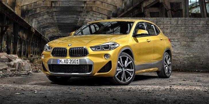 BMW X2 Donanımları ve Fiyatları Açıklandı