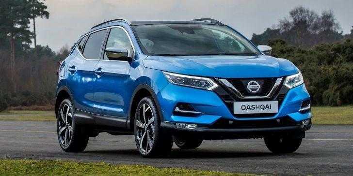 Nissan Qashqai 2018 Fiyat ve Donanımları İle Türkiye'de