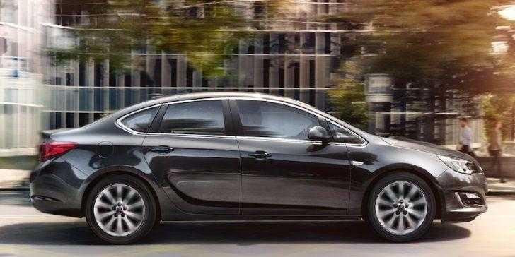 2018 Opel Astra K Sedan Avenir'e Benzeyebilir