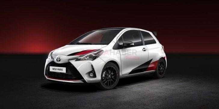 2018 Toyota Yaris GRMN Tanıtıldı