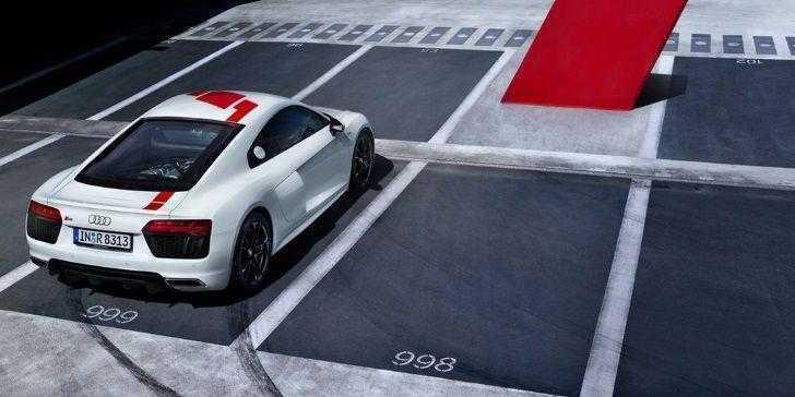 2018 Audi R8 Spyder V10