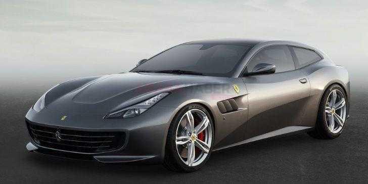 Ferrari GTC 4 Lusso Modifiye Edildi