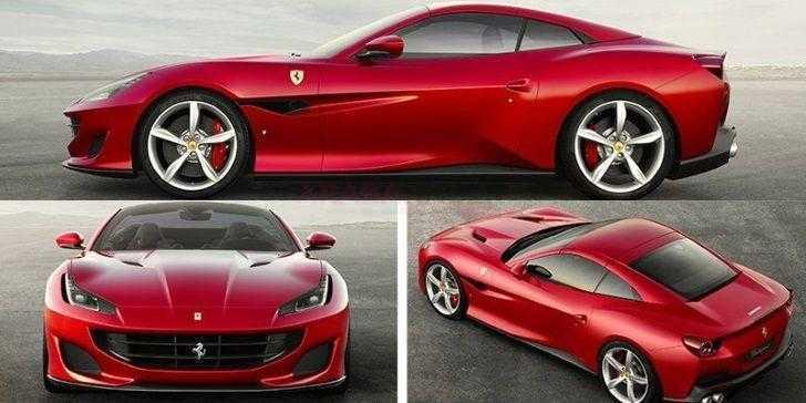 Ferrari Portofino 2018 Oyuncağı Yollara Çıktı