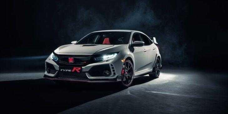 Honda Civic Type-R 2018 Yollara Çıkmaya Hazırlanıyor