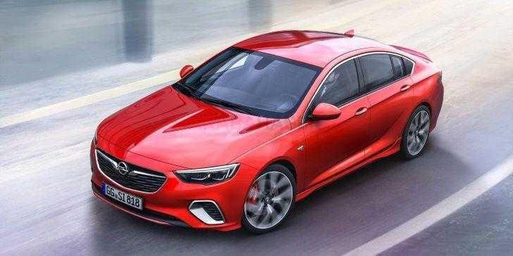 Opel Insignia GSi 2018 Efsanesi Görücüye Çıktı