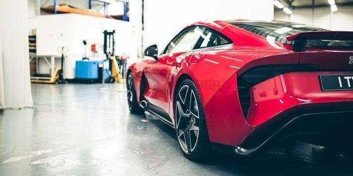 TVR Griffith 2019'da Spor Otomobil Piyasasını Kasıp Kavuracak