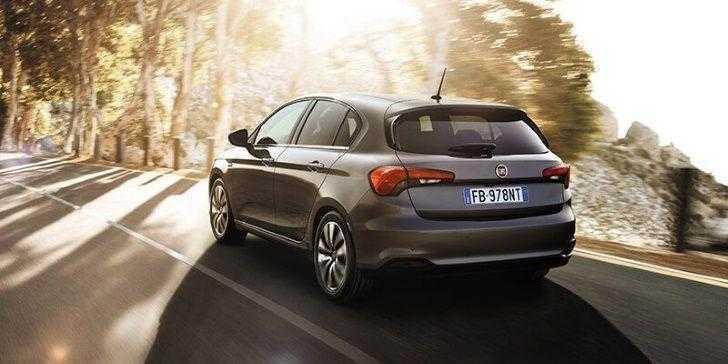 Fiat Egea Hatchback 2018