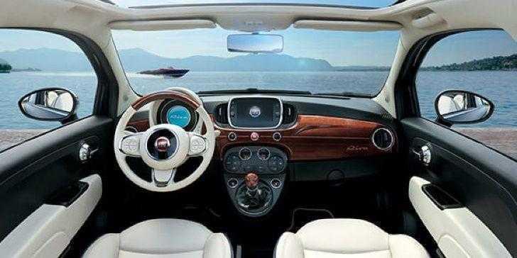 Fiat 500 2018 Tasarım