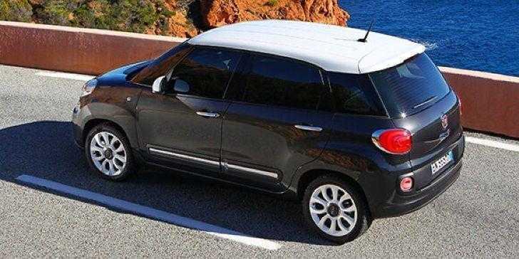Fiat 500L 2018 Siyah