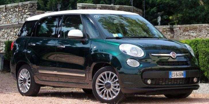 Fiat 500L Living 2018