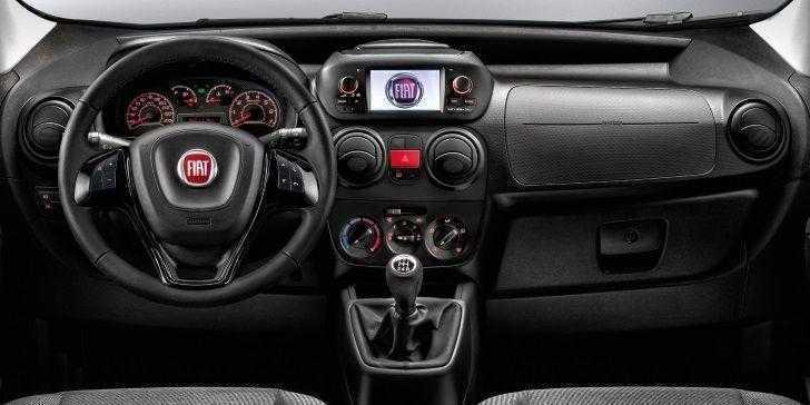 Fiat Fiorino Panorama 2018 Tasarımını Zirveye Taşıyor