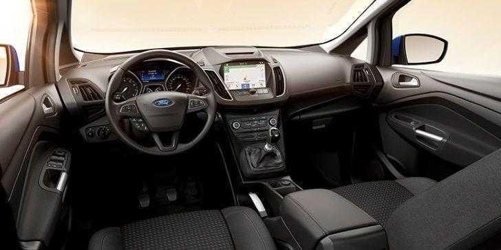 Ford C-Max 2018 Her Yolculuğu Konforlu Kılıyor