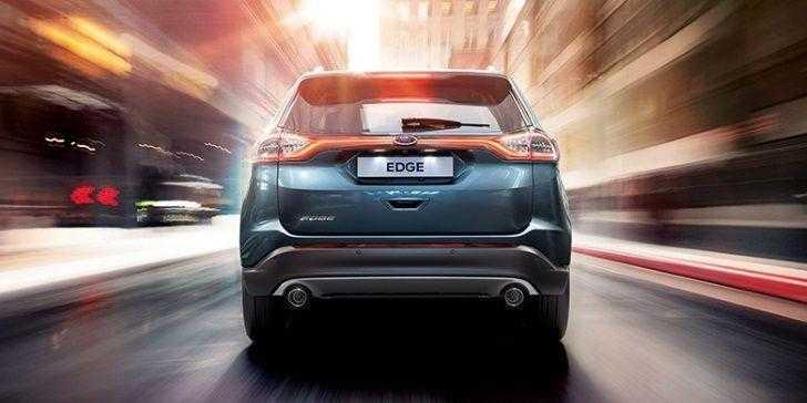Ford Edge 2018 Bir SUV'dan Çok Daha Fazlası