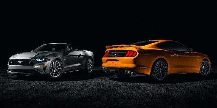 Ford Mustang 2018 Efsanenin Tanımını Yeniden Yapıyor