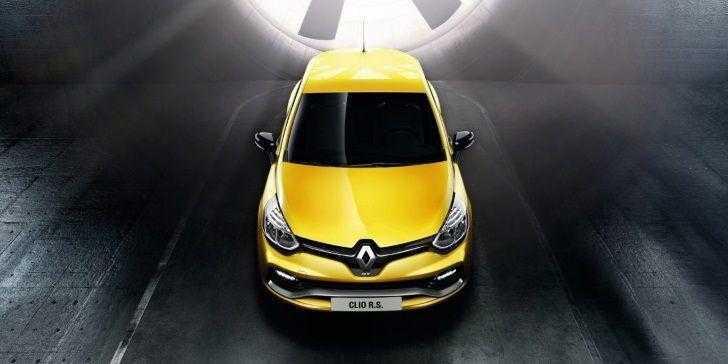 Renault Clio R.S. 2018 Önden Görünüm