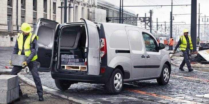 Renault Kangoo Express 2018 Arka Görünüm