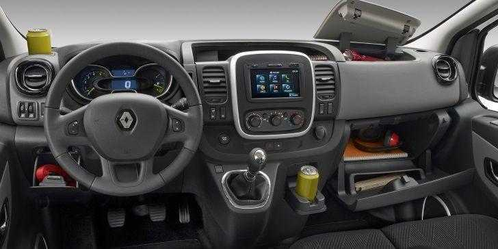 Renault Master Minibüs 2018 Konforlu ve Güvenilir Araç