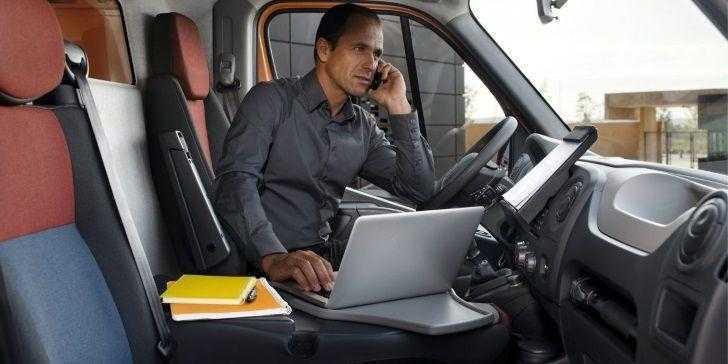 Renault Master Panelvan 2018 Tüm Zorlu Görevlere Hazır