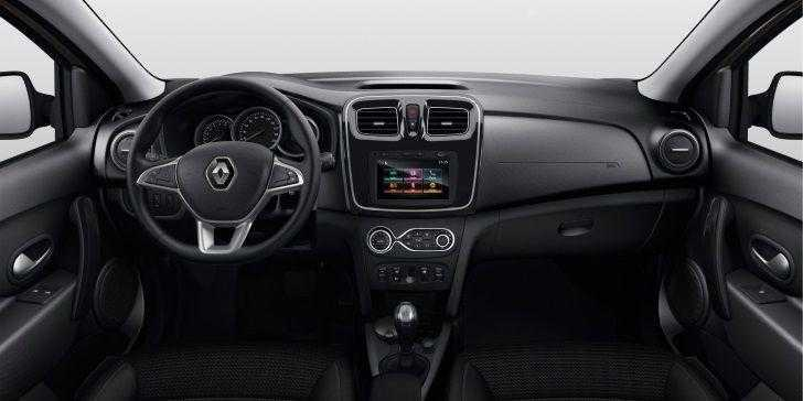 Renault Symbol 2018 İç Tasarım