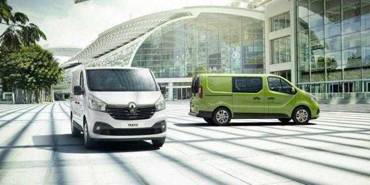 Renault Trafic Panelvan 2018
