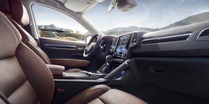 Renault Yeni Koleos 2018