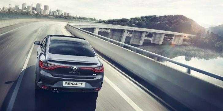 Renault Yeni Megane Sedan 2018