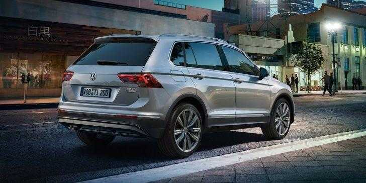 Volkswagen Tiguan 2018 Standartları Yeniden Belirledi