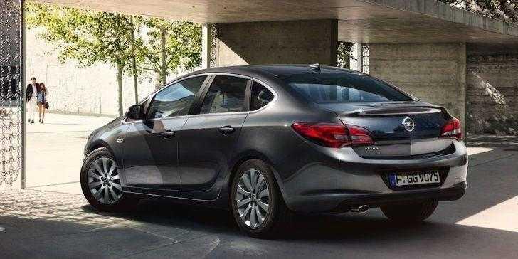 Opel Astra Sedan 2018 Olağanüstü Konfor Sunar