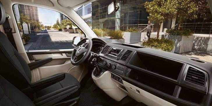 Volkswagen Transporter 2018 Yükünüzü Hafifletir