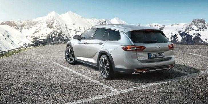 2018 Opel Insignia Country Tourer Güçlü Yol Arkadaşınızdır