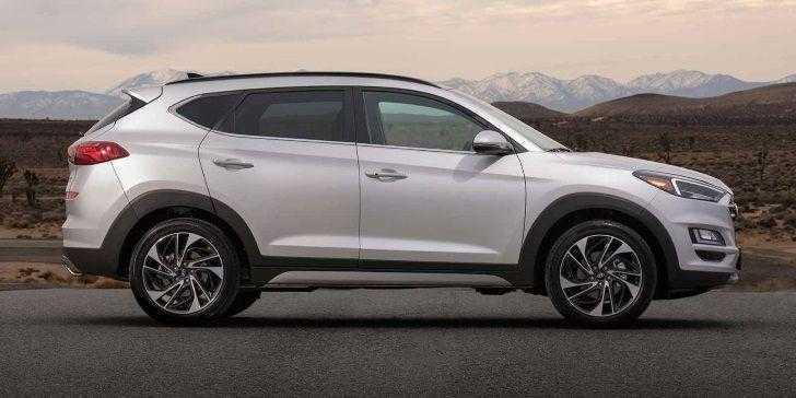 2019 Hyundai Tucson New York'da Sergileniyor