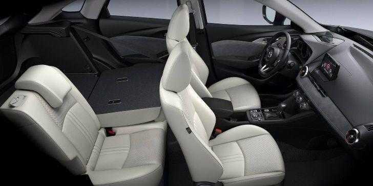 2019 Model Mazda CX-3 İç Tasarım