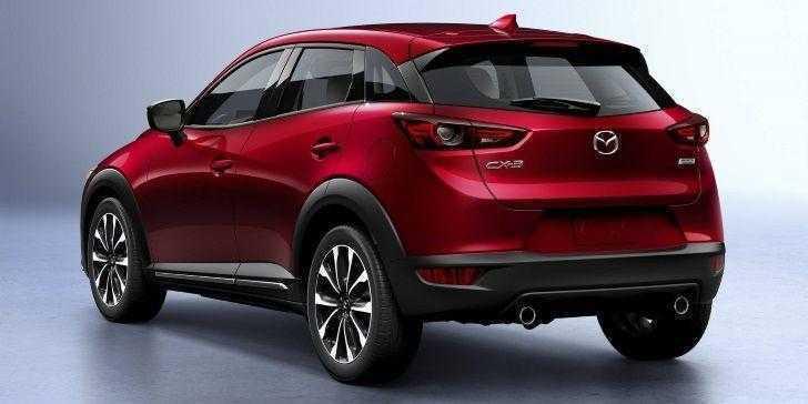 2019 Model Mazda CX-3 Arka Tasarım