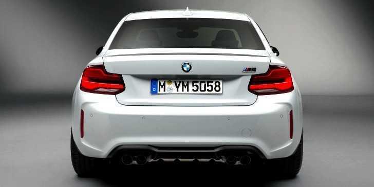 2018 BMW M2 Competition Arka Görünüm