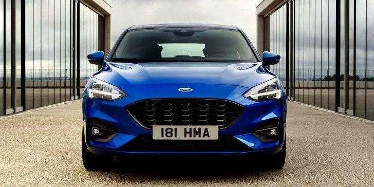 2018 Ford Focus Ön Görünüm