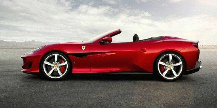 Ferrari Portofino Yan Görünüm