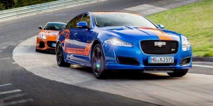 Jaguar Nürburgring Taksileri Ortaya Çıktı