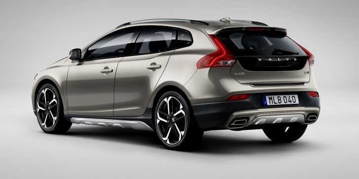 2018 Volvo V40 Cross Country
