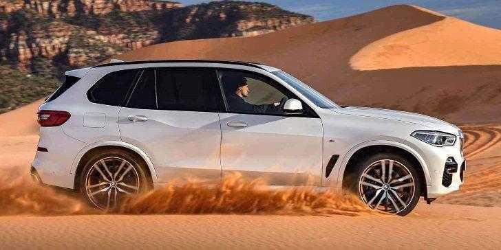 Yeni 2019 BMW X5 Yan Görünümü