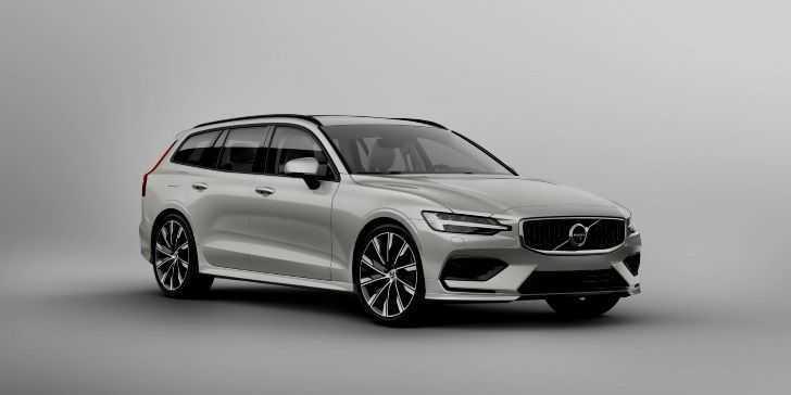 2019 Volvo Yeni V60